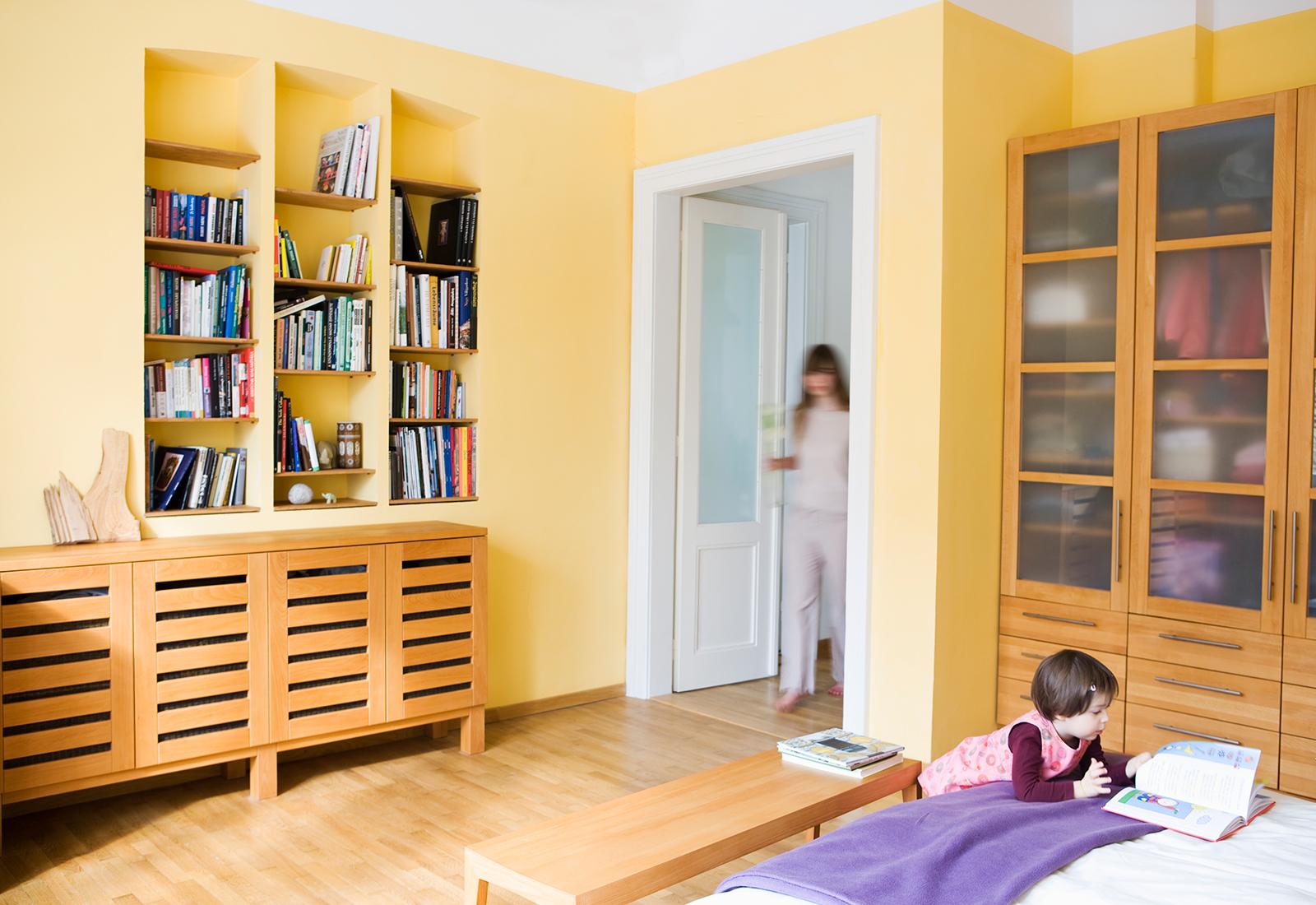 SOLID bedroom cabinet