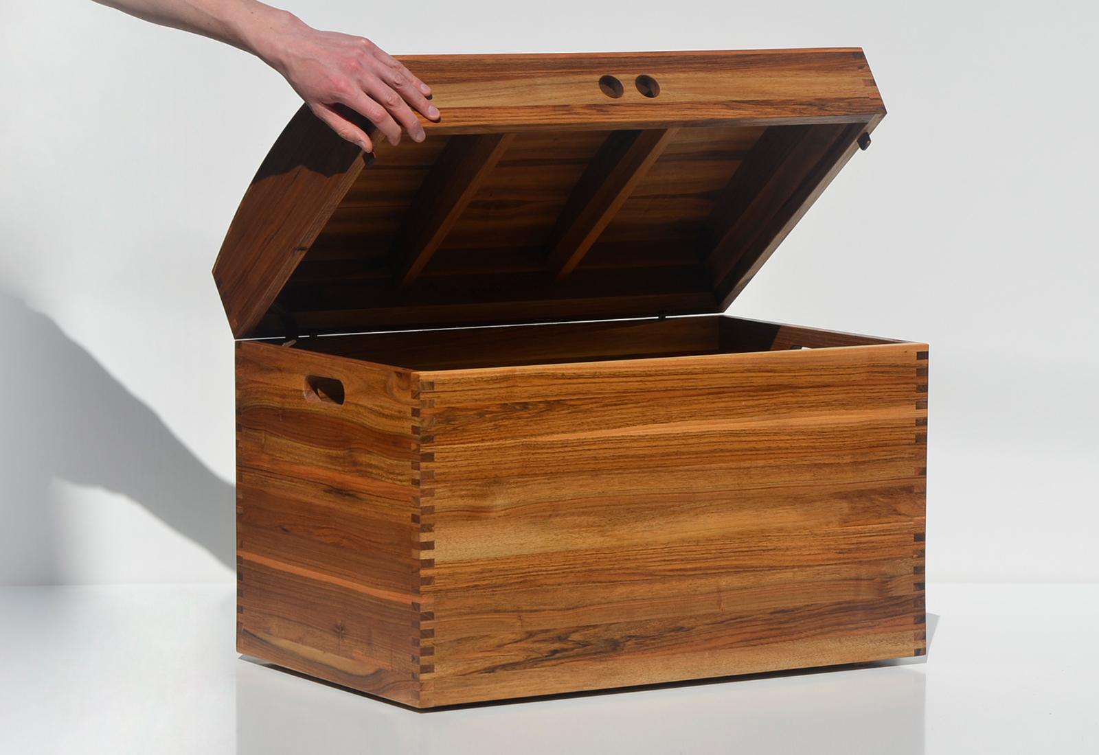 JACK treasure chest