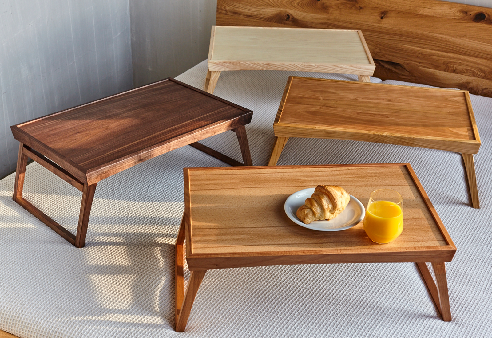 DÉsirÉe Bed Tray Table Laptop Stand Breakfast Book Reader E Holder Coffee Support Sixay