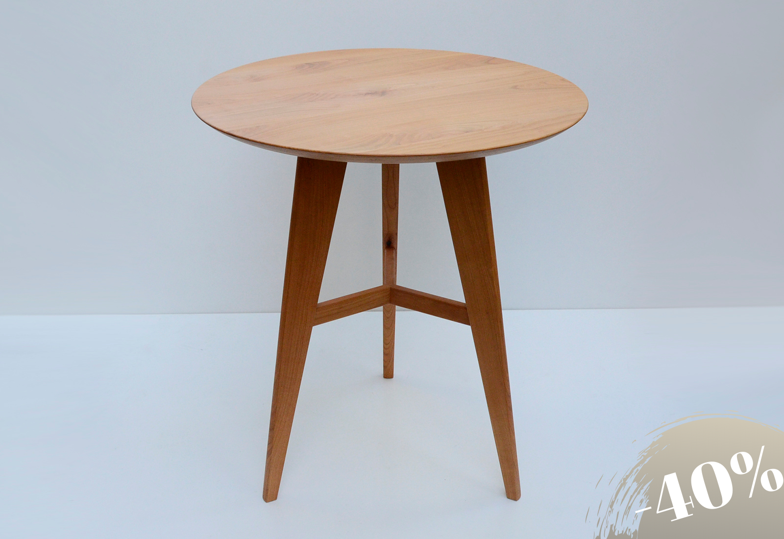 FINN standing table cherry