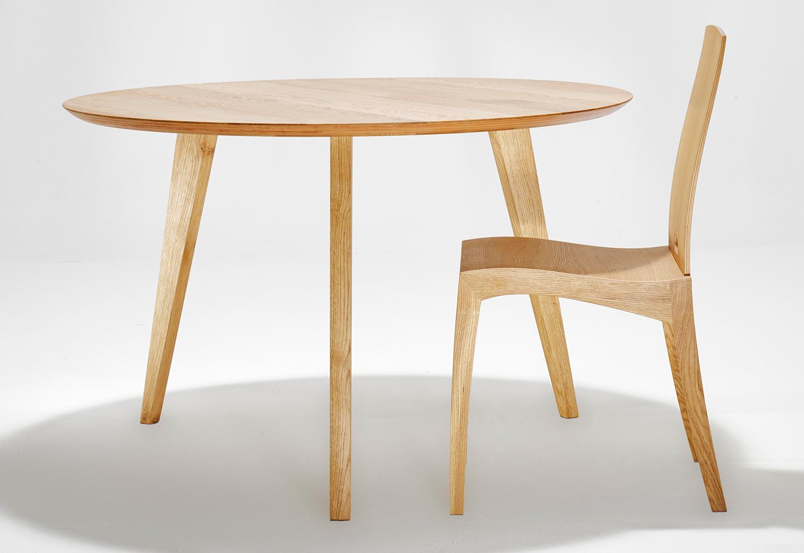 Runder Holztisch. Free Latest Awesome Runder Tisch Massivholz ...