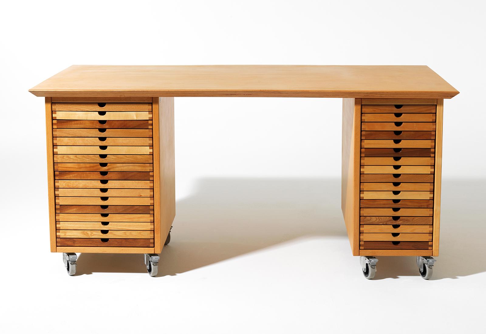 Schreibtisch designermöbel  schreibtisch SIXtematic von sixay furniture - designermöbel aus ...