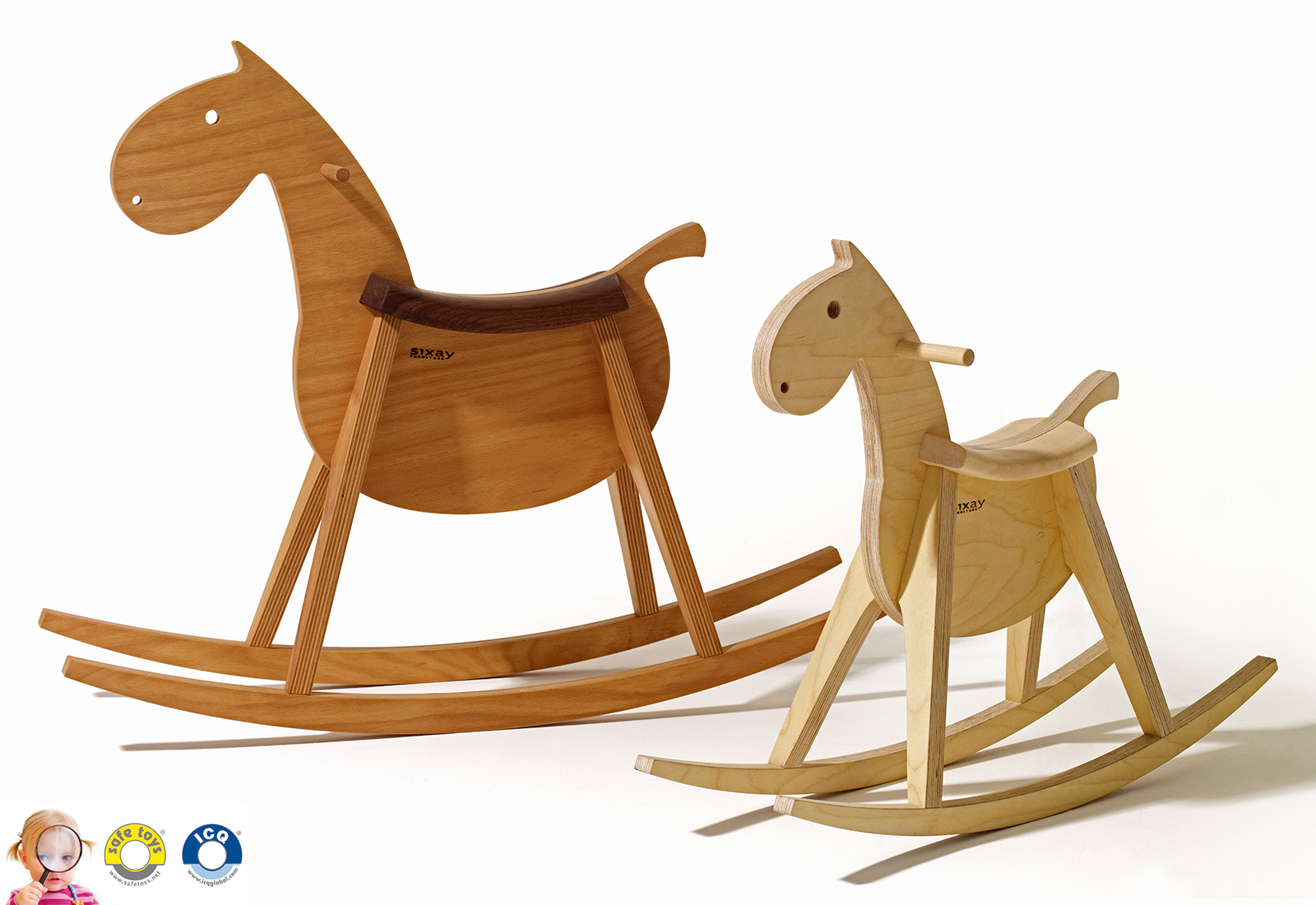 Rocking Horse MUSTANG By Sixay Furniture   Premium Solid Wood Design  Furniture   Sixay.com   Sixay.com