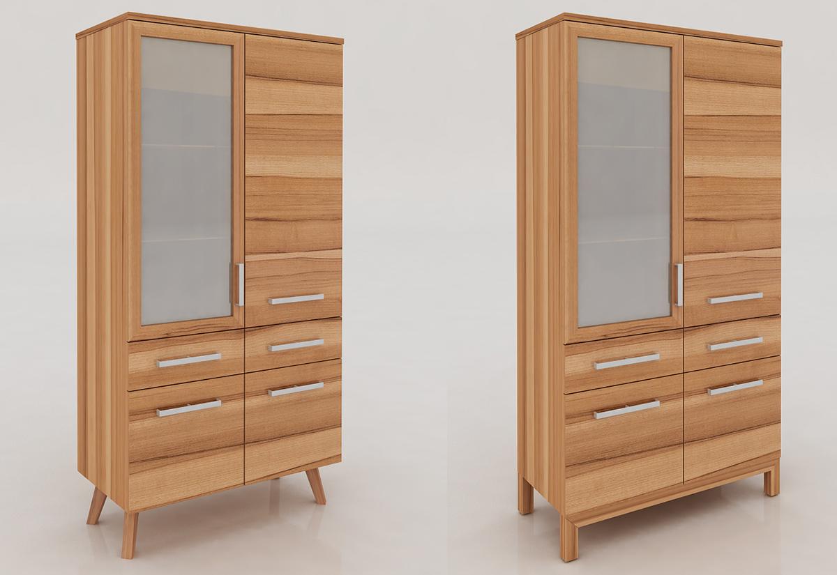 LINUS glas cabinet