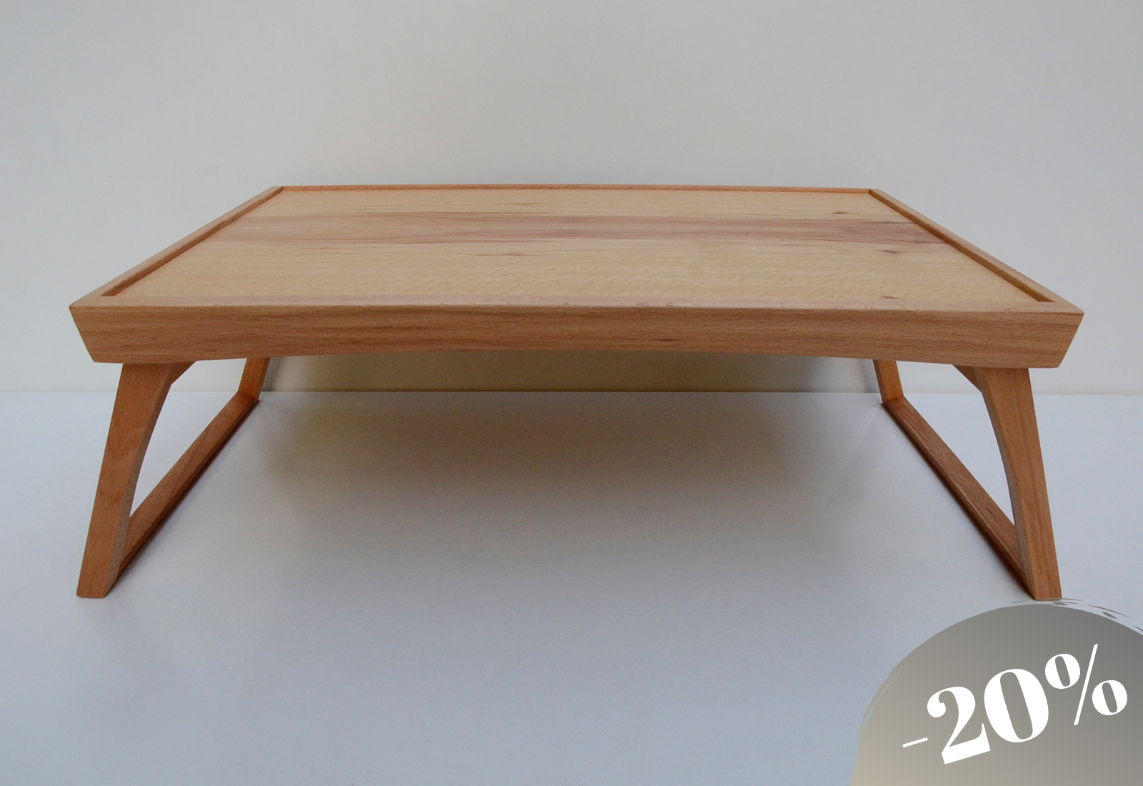 DÉSIRÉE bed tray table - divers wood types