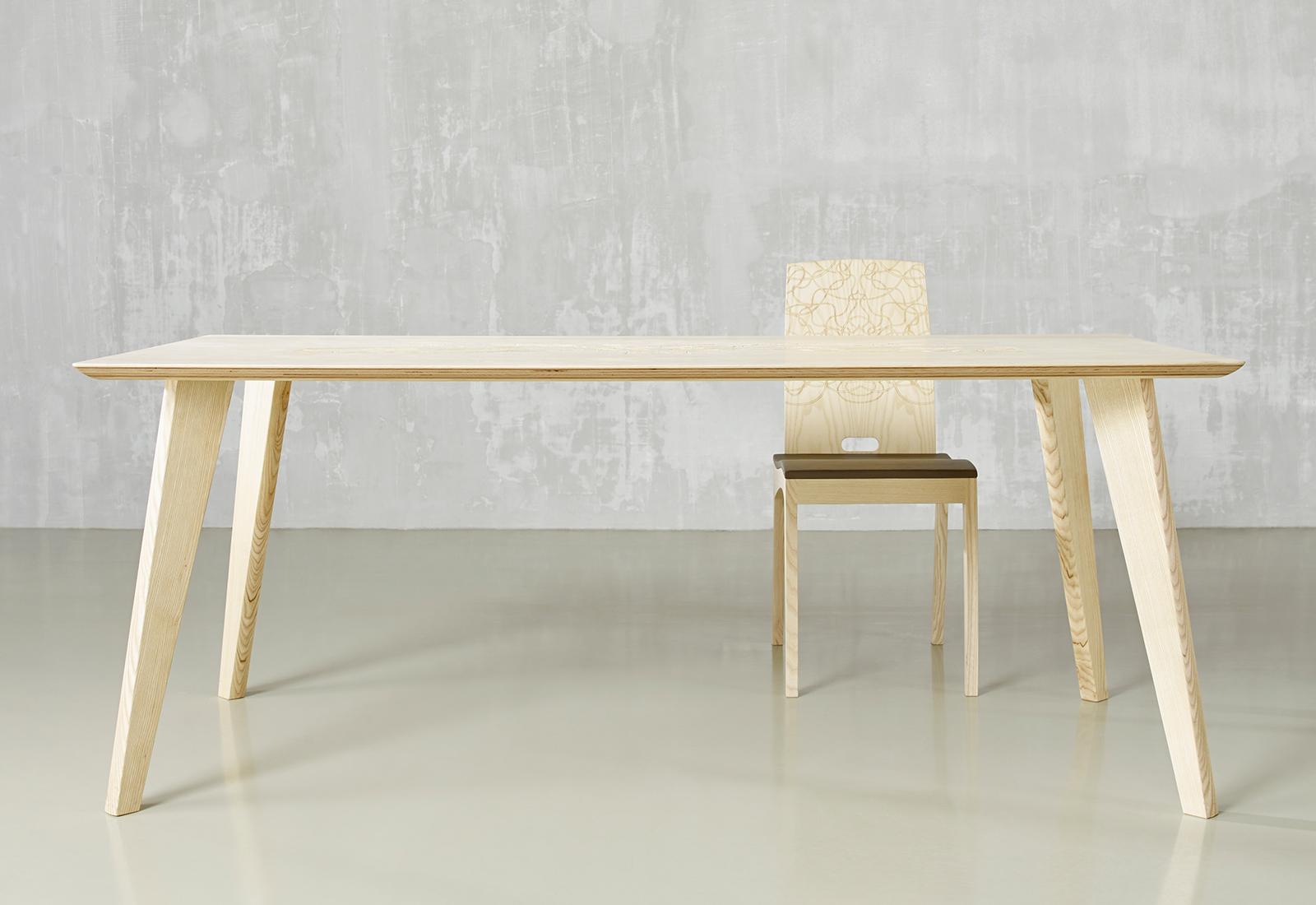 Esstisch designermöbel  Esstisch, tisch FINN von sixay furniture - designermöbel aus ...