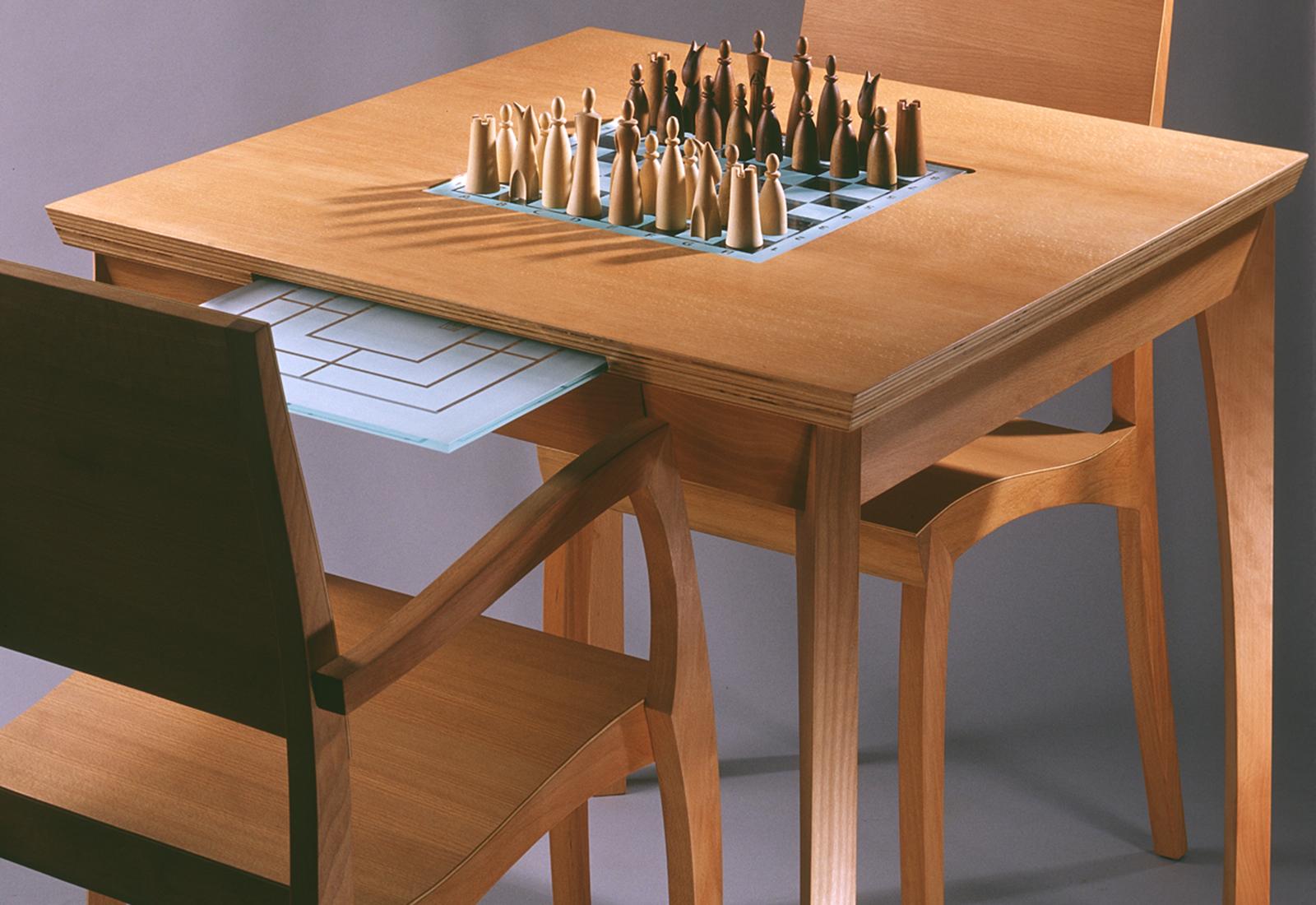 GRASSHOPPER Spieltisch