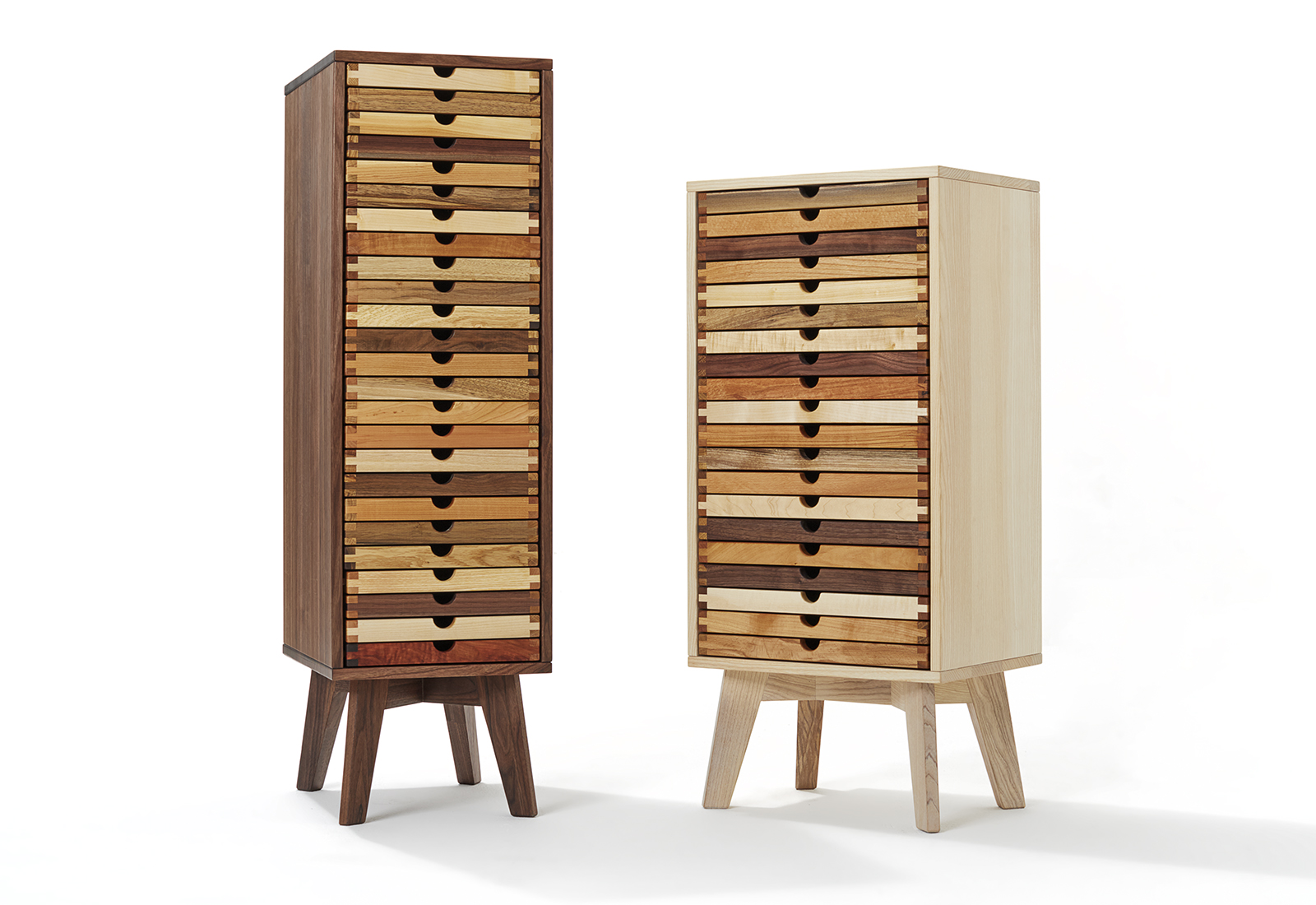 SIXtematic2 chest of drawers HIGH