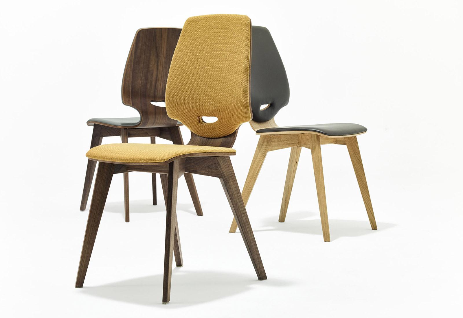 FINN upholstered chair