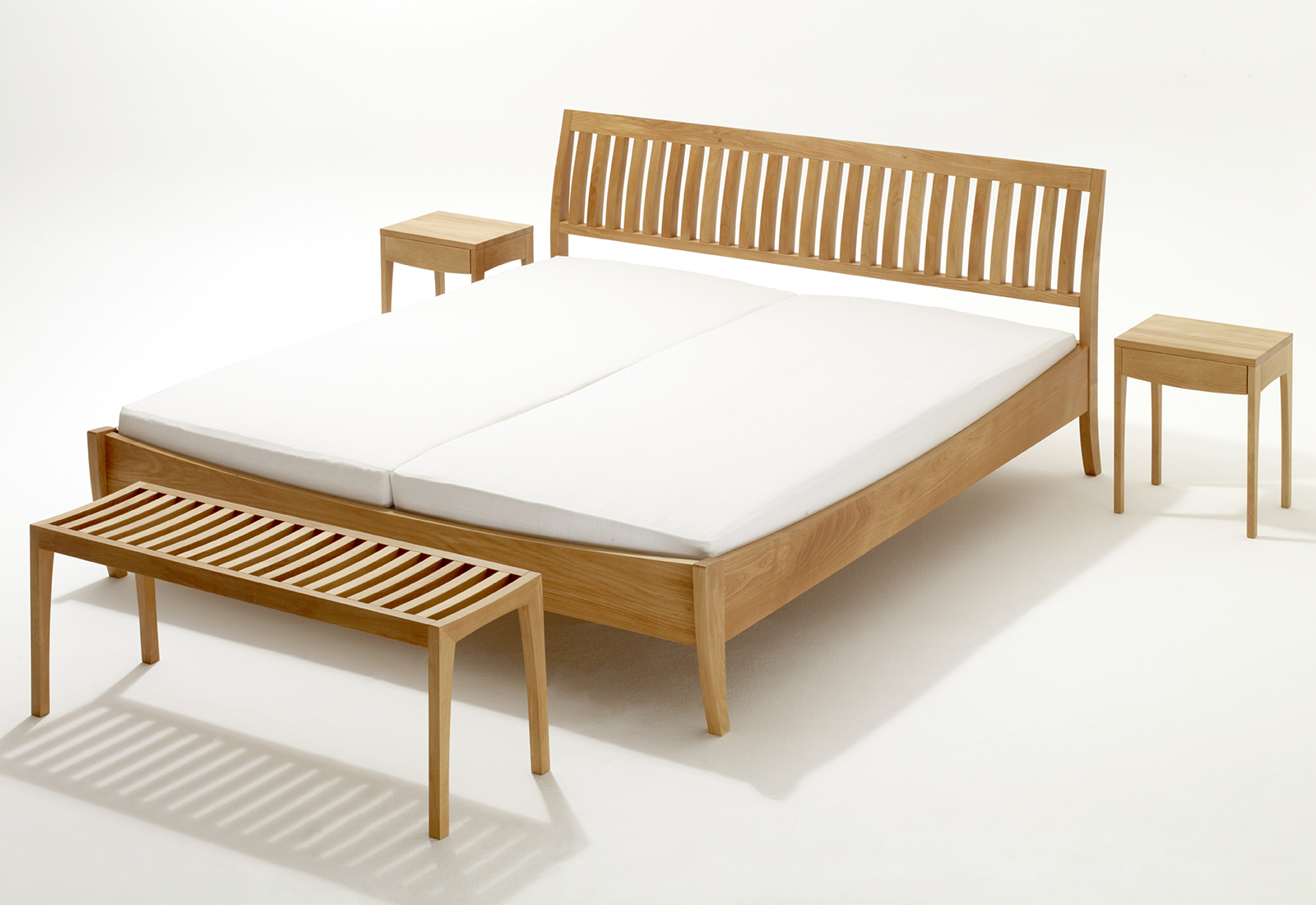 Bed Zebra By Sixay Furniture Solid Wood Design Furniture Sixay