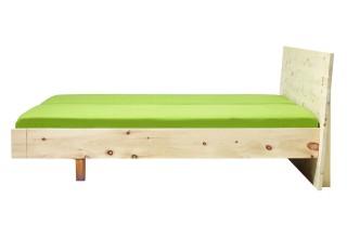 ANNA wood Bett