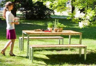 ROBIN gardenbench