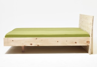ANNA wood ágy