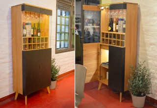 BAROSO2 bar cabinet