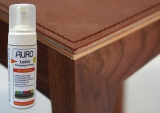AURO Nr.673 bőrápoló és tisztító hab